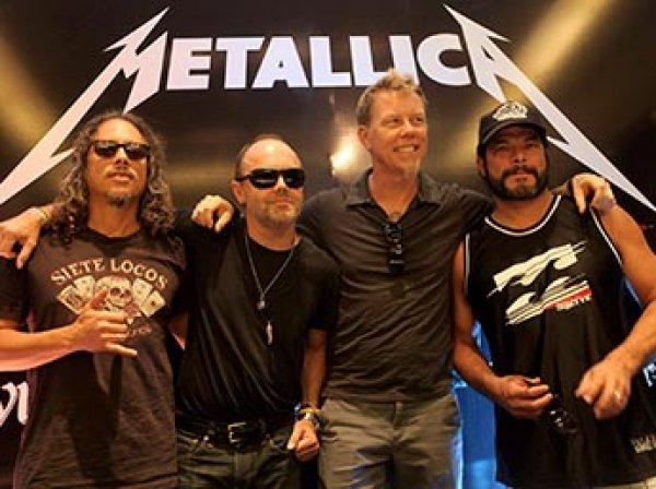 Metallica получила «Нобелевскую премию по музыке»
