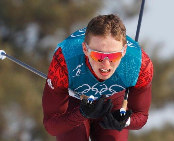 Мужская сборная России завоевала серебро в лыжной эстафете