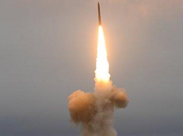 Минобороны обнародовало видео запуска новой ракеты системы ПРО