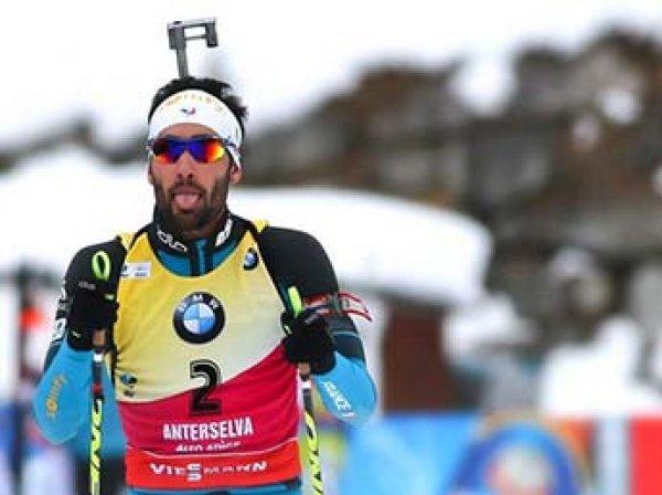 Биатлонист Мартен Фуркад высказался о наказании российских спортсменов