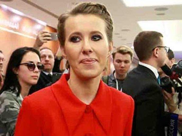 Собчак пожаловалась в Верховный суд на регистрацию Путина на выборах