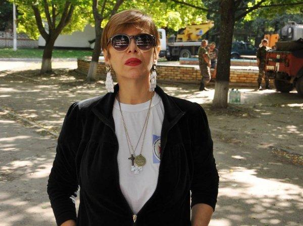 В Тбилиси ранили воевавшую на Донбассе грузинскую националистку и убили ее сына