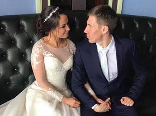 Скелетонистка Потылицына неожиданно для всех сыграла свадьбу с фристайлистом Денщиковым