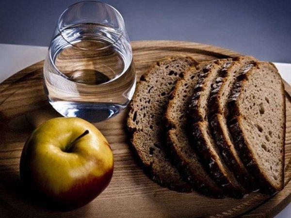 Что можно есть в Великий пост 2018: питание по дням (ТАБЛИЦА)