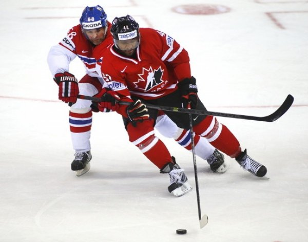 Хоккей, Чехия – Канада: счет 4:6, обзор матча 24.02.2018, голы, результат Олимпиады 2018 (ВИДЕО)