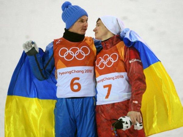 Объятия русского и украинца на Олимпиаде восхитили Сеть