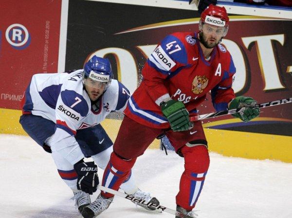 Россия и Словакия встретятся в хоккейном матче Олимпиады-2018
