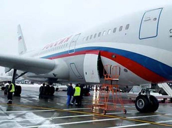 """СМИ: новый самолет летного отряда """"Россия"""" оказался лайнером из дела о кокаине из Аргентины"""