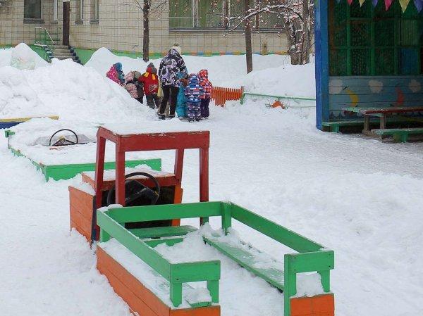 В Москве насмерть замерзла трехлетняя девочка, которую забыли на прогулке в детсаду