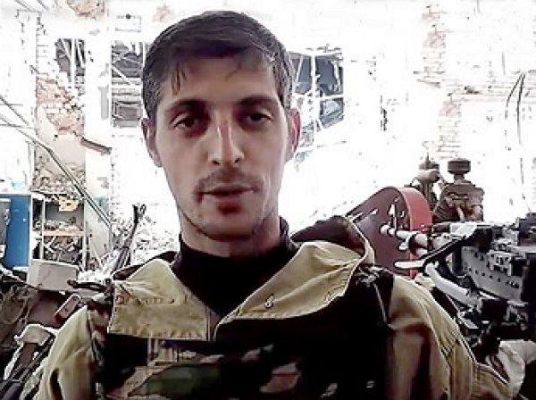 На Украине озвучили новую версию убийства комбата ДНР Гиви