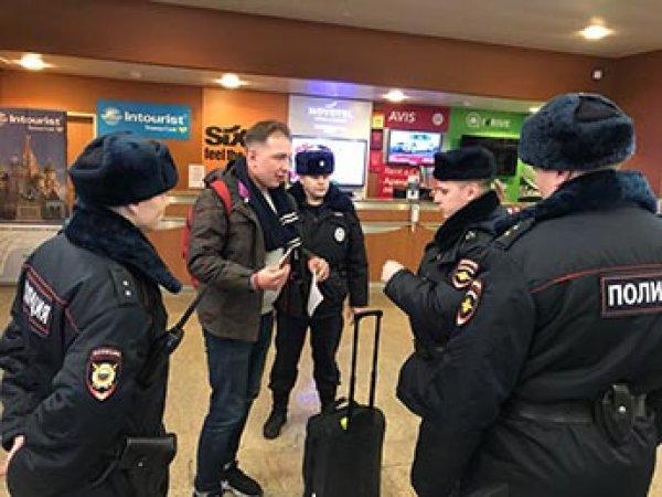 В Москве задержан директор ФБК Навального Роман Рубанов