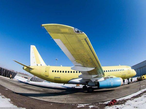 У Sukhoi Superjet 100 обнаружили неполадки, погубившие Ан-148
