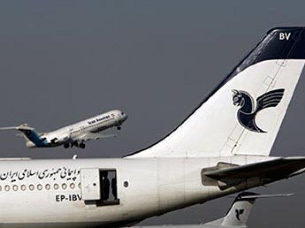 Крушение самолета в Иране: все 66 человек на борту погибли