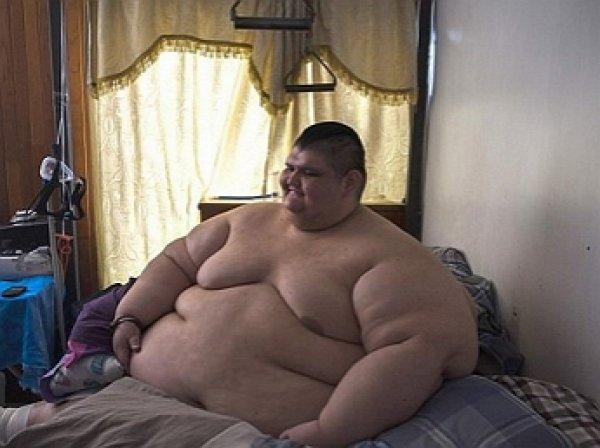 Самый толстый человек в мире похудел