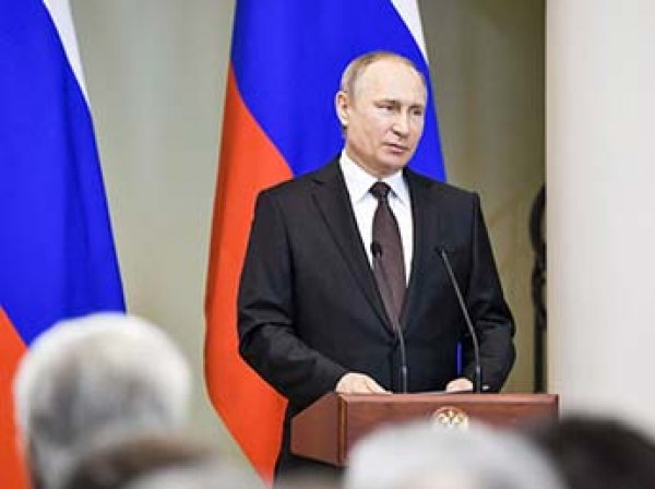 Песков раскрыл содержание послания Путина Федеральному Собранию