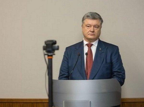 «Это исповедь труса»: в Госдуме ответили на слова Порошенко о Крыме