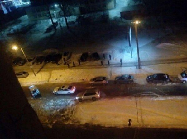 Стрельба в Казани: погиб сотрудник ОМОНа, стрелок покончил с собой