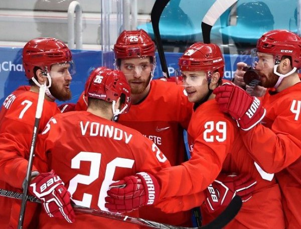 Хоккей, Россия - Германия: счет 4:3, обзор финала 25.02.2018, голы, результат Олимпиады 2018 (ВИДЕО)