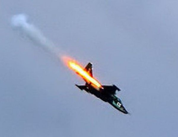 РФ потеряла в Сирии пятый самолет: пилот Су-25 катапультировался и был убит за земле