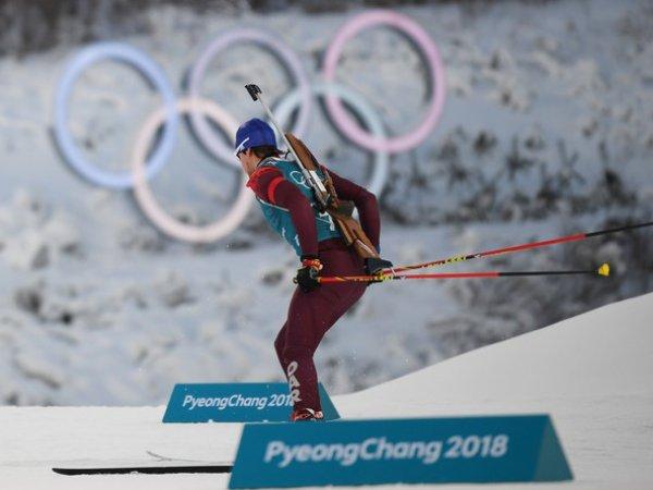 Биатлон, Олимпиада 2018: мужчины выступят 11 февраля в спринте
