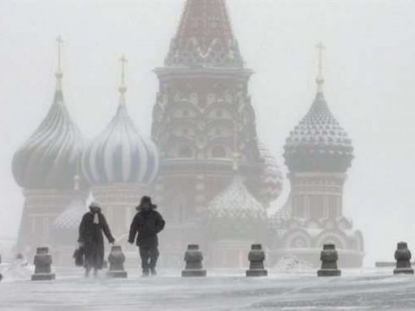 Синоптики пообещали москвичам самые ненастные выходные за всю зиму