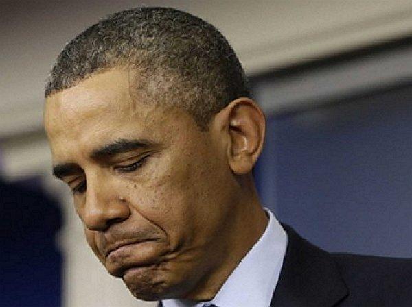 Полиция осматривает офис Обамы из-за белого порошка