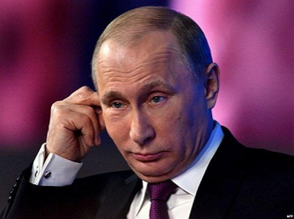 Путин шутя нашел себе работу на случай проигрыша на выборах 18 марта