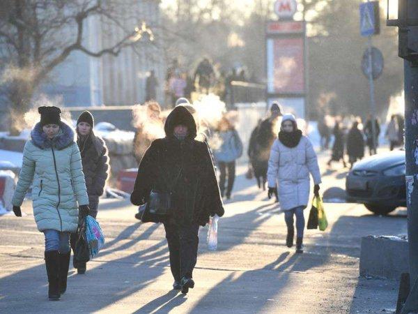 Синоптики рассказали, когда в Москву придет потепление
