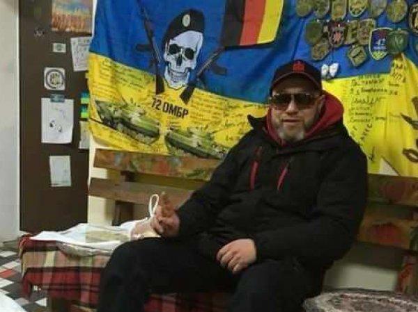 """Поглумившийся над гибелью российского пилота Су-25 """"волонтер АТО"""" погиб в ДТП"""