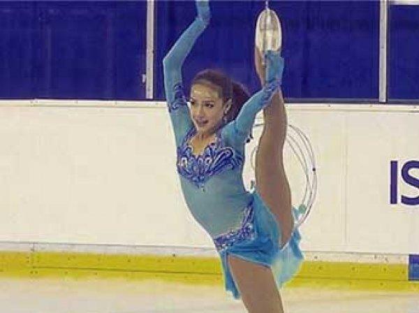 Фигуристка Алина Загитова заболела сразу после Олимпиады-2018