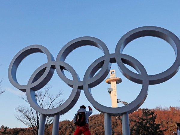 В ОКР рассказали о первом случае дискриминации российских спортсменов на ОИ-2018