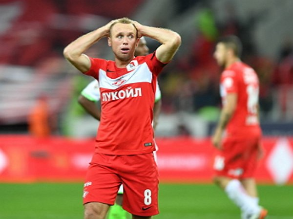 «Спартак» проиграл «Атлетику» из Бильбао в матче ЛЕ