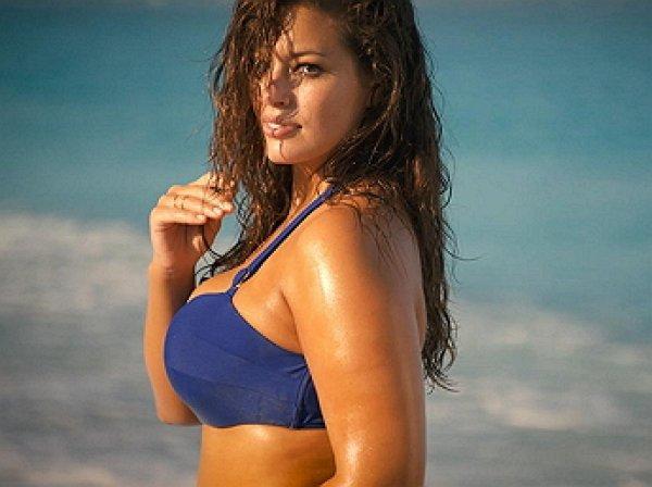 На YouTube появилось видео тверка от знаменитой модели plus-size Эшли Грэм