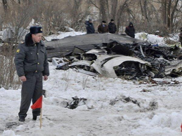 Пилот смоделировал на симуляторе крушение самолета Ан-148