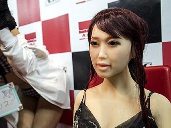 В Китае разработали секс-куклу, умеющую мыть посуду и убирать дом
