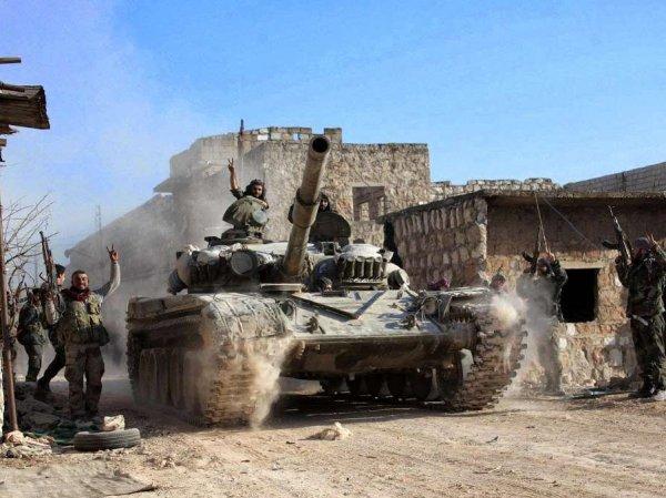 """На """"Первом канале"""" в сюжете о войне в Сирии показали кадр из компьютерной игры"""