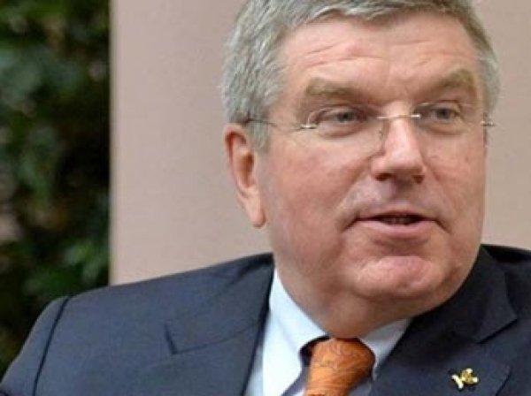 Глава МОК Бах решил пересмотреть отношение к российским олимпийцам после 25 февраля