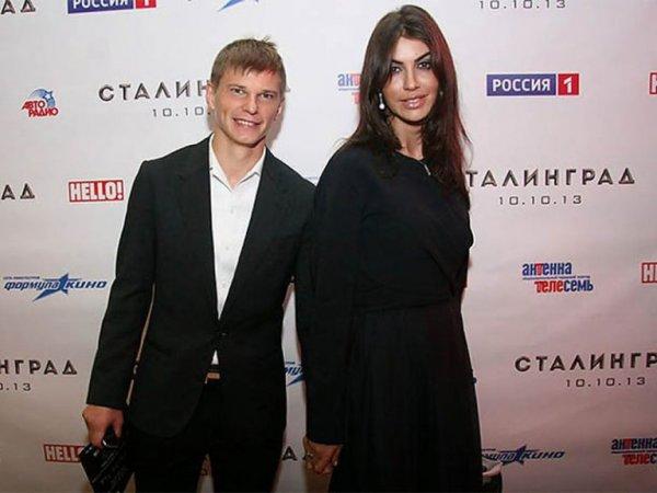 СМИ: жене Аршавина грозит 8 лет тюрьмы