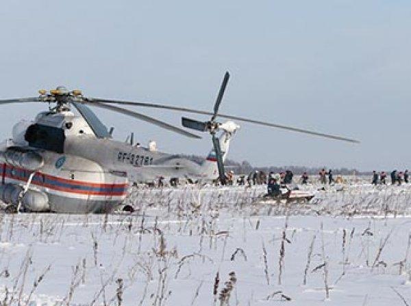 Найден второй черный ящик рухнувшего в Подмосковье Ан-148