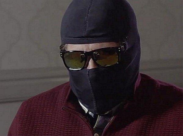 Родченков дал интервью BBC в балаклаве и темных очках
