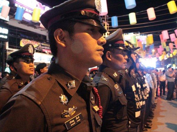 В Таиланде по запросу ФБР задержали россиянина