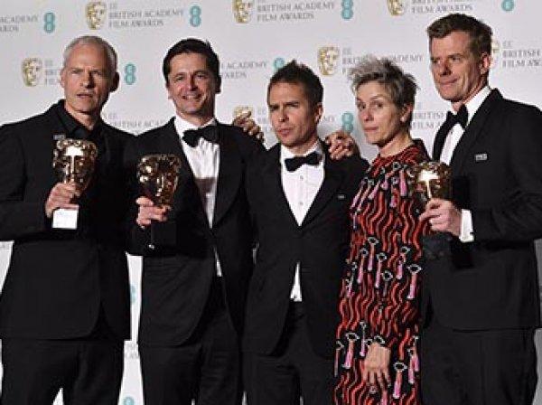 Британская киноакадемия назвала лучший фильм года