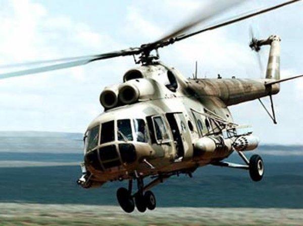 В Томской области женщина выжила в пожаре, а затем и при крушении вертолета Ми-8