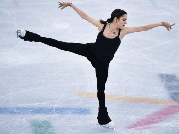 Россиянка Медведева установила новый мировой рекорд в Пхенчхане