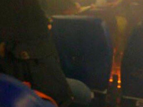 """СМИ сообщили о пожаре на борту самолета """"Аэрофлота"""" сразу после посадки в Волгограде"""