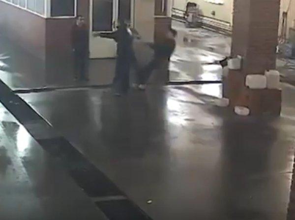 В Подмосковье рецидивист одним ударом убил работника автомойки за отказ мыть его BMW