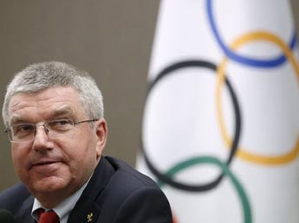 Бах лично объяснил российским спортсменам, почему их не допустили на Олимпиаду