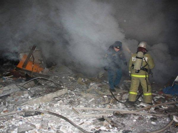 В Сургуте произошёл взрыв на строительной площадке