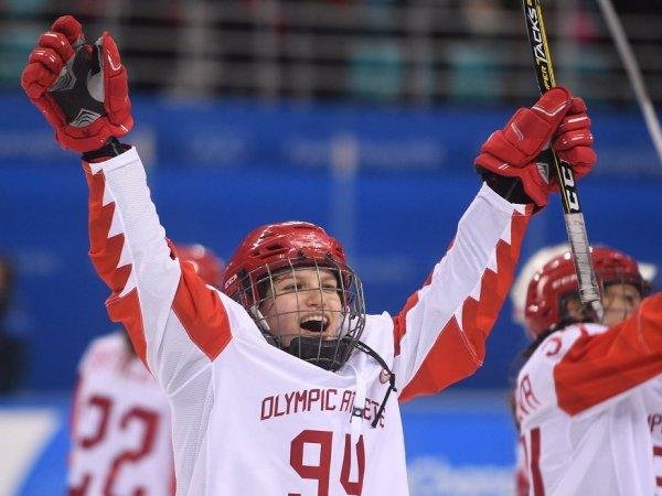 Хоккей, женщины, Россия - Канада, 19.02.2018: онлайн трансляция Олимпиада 2018, где смотреть, прогноз (ВИДЕО)