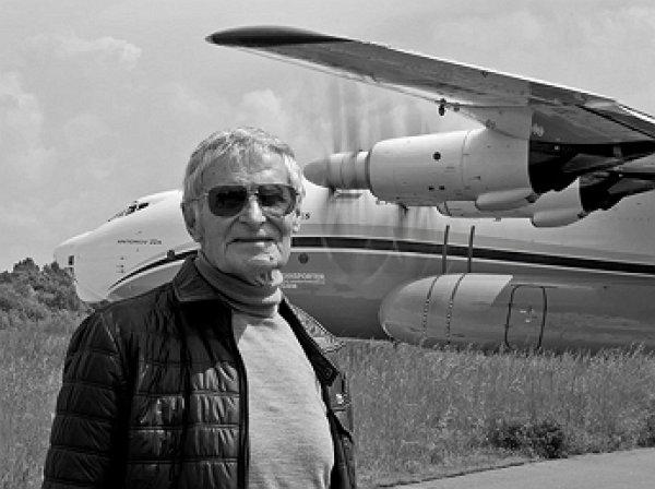 Умер летчик-испытатель Юрий Курлин